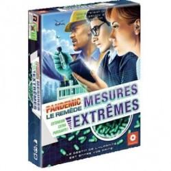 Pandémie : Le remède - Mesures extrêmes