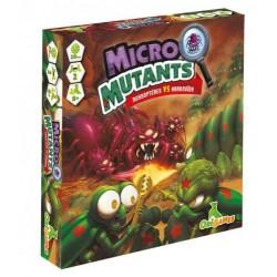 Micro Mutants - Russoptères vs Araknoïds