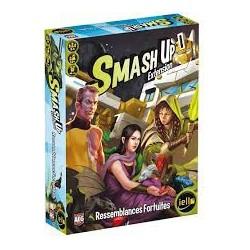 Smash Up - Vous l'aurez voulu!