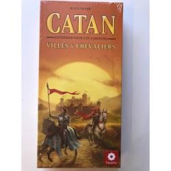 Catan - extension Villes et chevaliers pour 5 à 6 joueurs