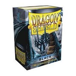Sleeves Dragon Shield (100) - Black
