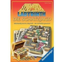 Labyrinthe - Chasse aux trésors