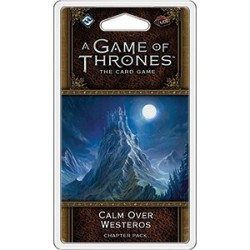 A Game of Thrones : LCG, 2nd ed - Calm Over Westeros
