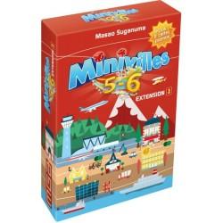 Minivilles - Extension 3 (5-6 joueurs)