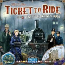 Les Aventuriers du Rail - Royaume-Uni