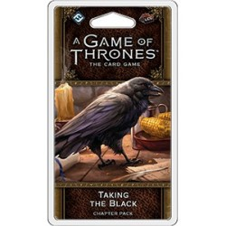 A Game of Thrones, LCG 2nd ed. - Taking the Black