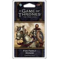 A Game of Thrones: LCG, 2nd Edition - For Family Honor