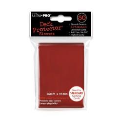 Deck Protector Sleeves (50) - Rouge