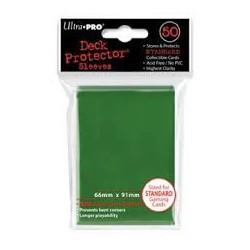 Deck Protector Sleeves (50) - Vert