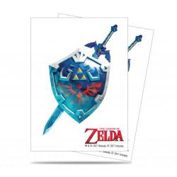 Zelda Deck Protector Sleeves (65)
