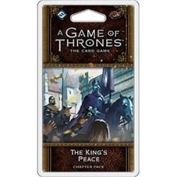 A Game of Thrones: LCG, 2nd Edition - The king's Peace