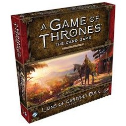 A Game of Thrones : LCG, 2nd ed - Lions of Casterly Rock