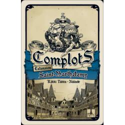 Complots - Saint-Barthélémy