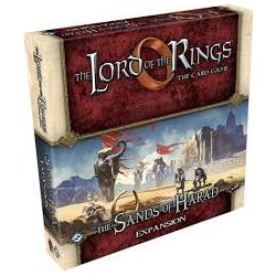 The Lord of the Rings LCG - The Sands of Harad
