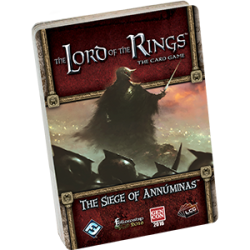 The Lord of the Rings LCG - The Siege of Annuminas