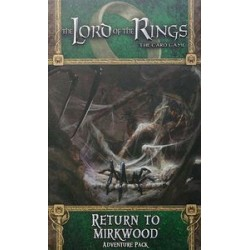 The Lord of the Rings LCG - Return to Mirkwood