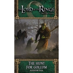 The Lord of the Rings LCG - The Hunt for Gollum