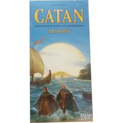 Catan - extension Marins pour 5 à 6 joueurs