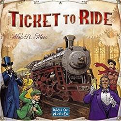 Les Aventuriers du Rail - Amérique