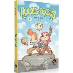 La BD dont vous êtes le héros : Hocus Pocus - Duo de choc