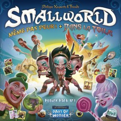 Smallworld - Même pas peur + Dans la toile