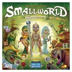 Smallworld - Honneur aux Dames + Royal Bonus + Maauuudits !