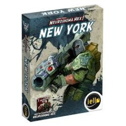 Neuroshima Hex! - New York