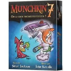 Munchkin 7 - Oh le gros tricheuuuuuuuur!