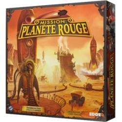 Mission : Planète Rouge