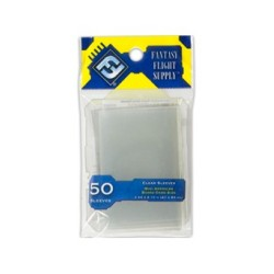 Clear Sleeves Mini American Board Game Size (50) - FFG