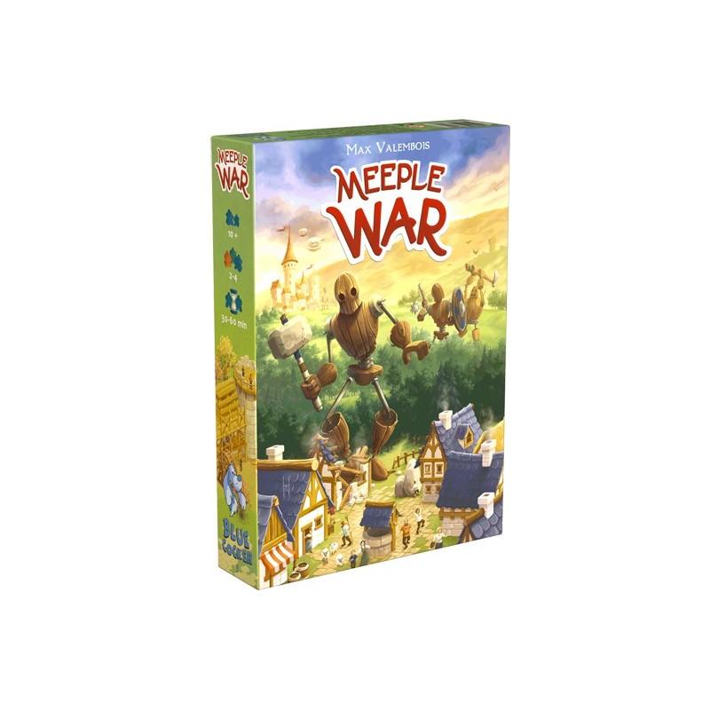 Meeple Wars