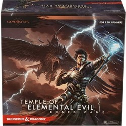 Dungeons & Dragons - The Temple of Elemental Evil