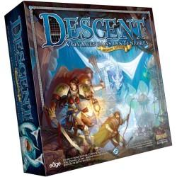 Descent : Voyage dans les ténèbres, seconde édition