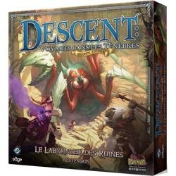 Descent : Voyage dans les ténèbres - Le labyrinthe des ruines