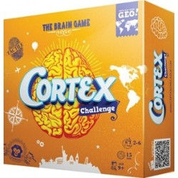 Cortex Challenge - GEO