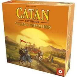 Catan - Villes & Chevaliers