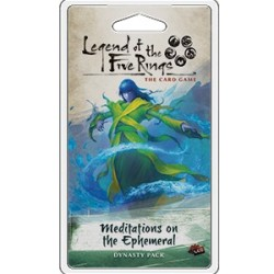 Legend of the Five Rings LCG - Meditations on the Ephemeral