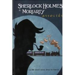 La BD dont vous êtes le héros : Sherlock Holmes et Moriarty associés