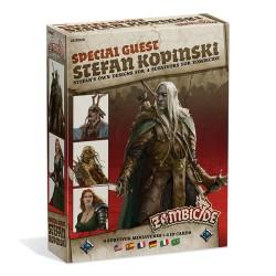 Zombicide Special Guest : Stefan Kopinski