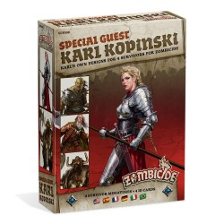 Zombicide Special Guest : Karl Kopinski