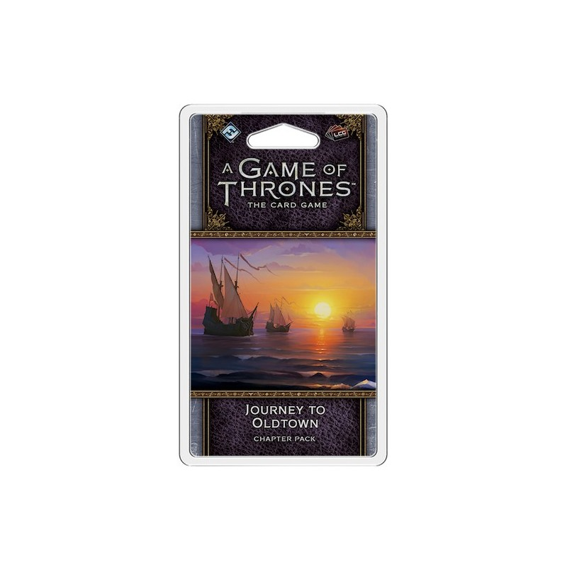 A Game of Thrones LCG, Second Edition - Journey to Oldtown