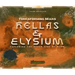 Terraforming Mars - Hellas et Elysium (Fr)