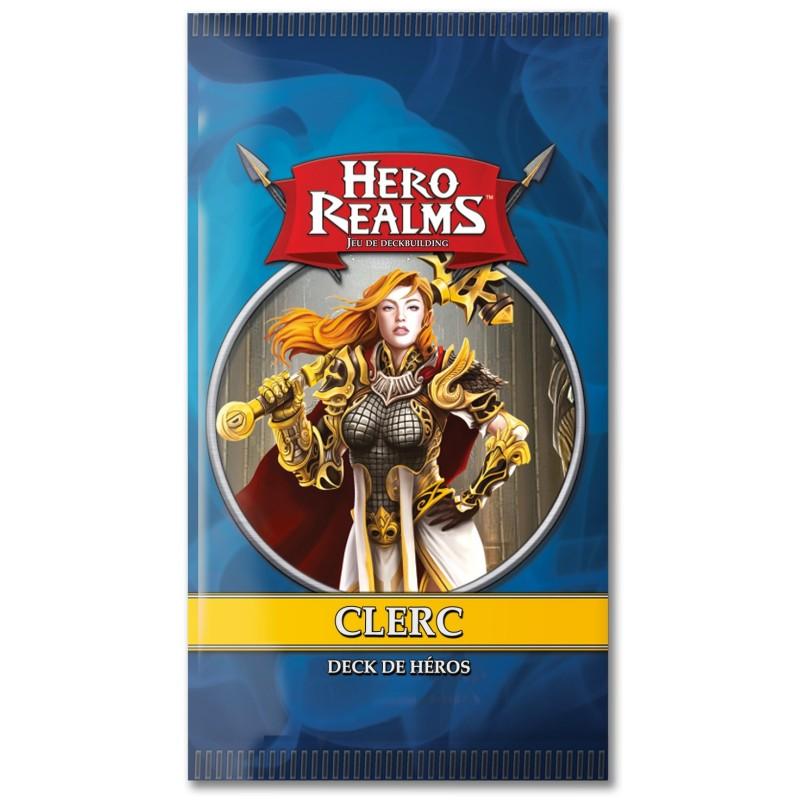 Hero Realms - Deck de Héros Clerc