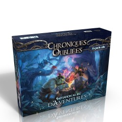 Chroniques Oubliées : Initiation au jeu d'aventures