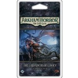 Arkham Horror LCG - The Labyrinths of Lunacy