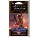 A Game of Thrones LCG, Second Edition - World Championships 2017 Deck