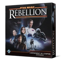 Star Wars Rébellion - L'Avénement de l'Empire