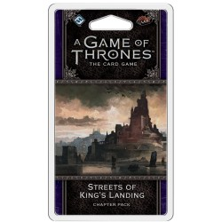 A Game of Thrones LCG, Second Edition - Streets of King's Landing