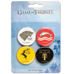 Pins Game of Thrones