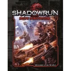 Shadowrun - Boite d'initiation